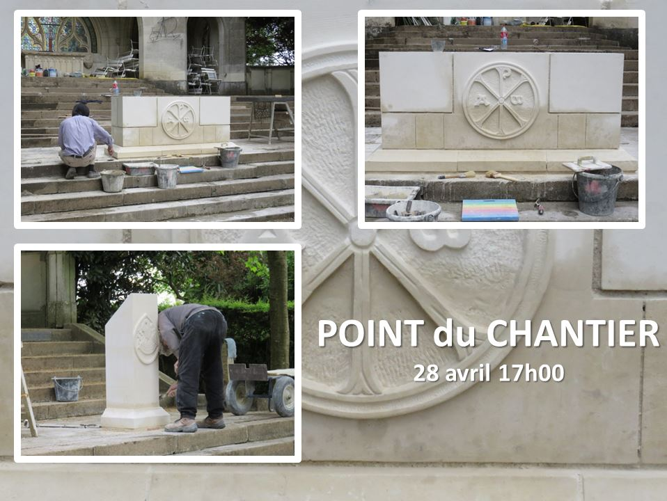 Point chantier 2804