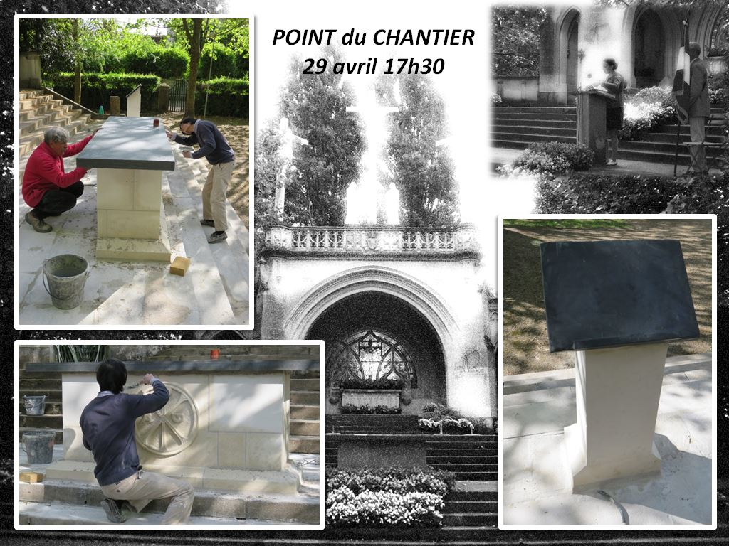 Point chantier 2904